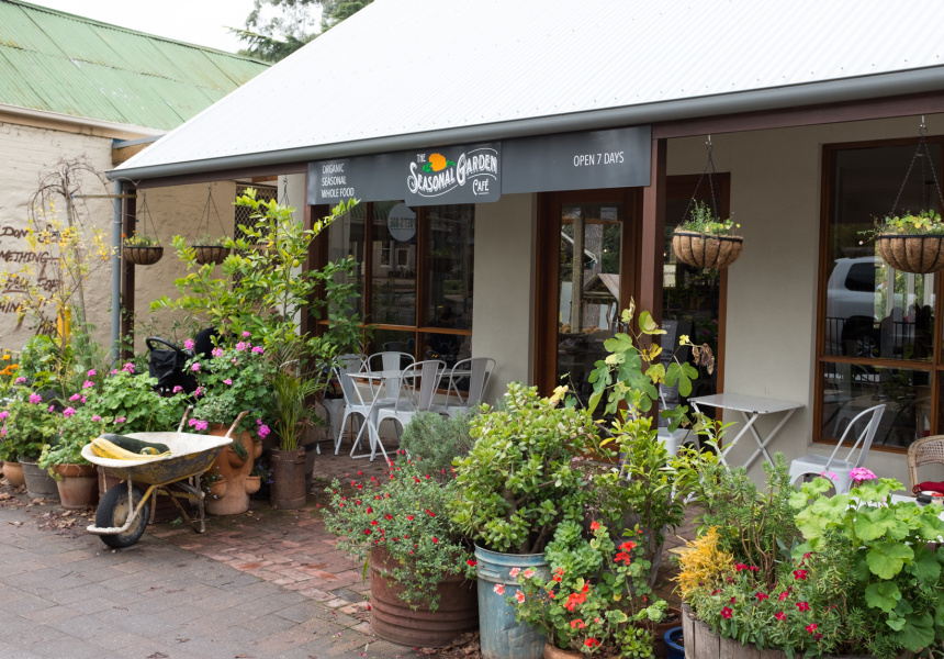 The Seasonal Garden Cafe, Hahndorf