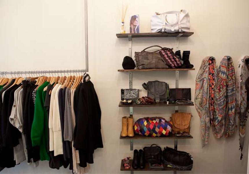 Flinders Lane store