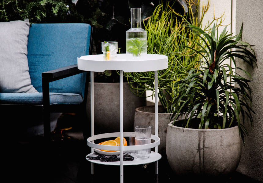 The Lily Tray Table