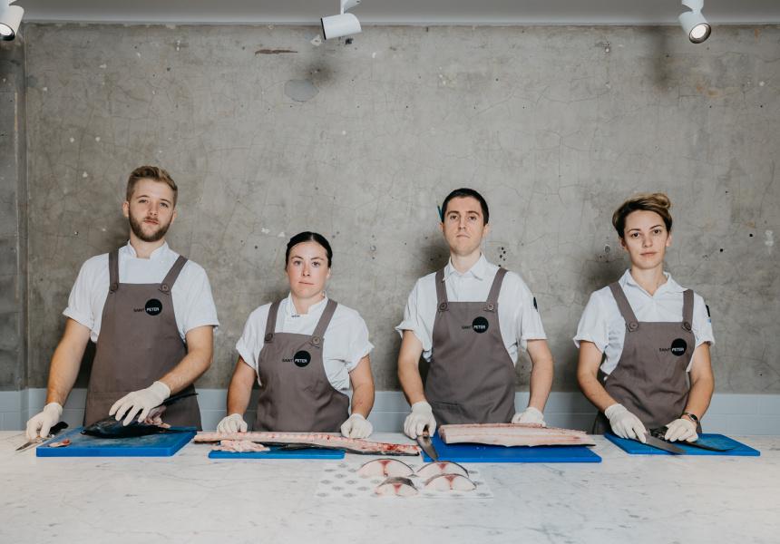 Fish Butchery