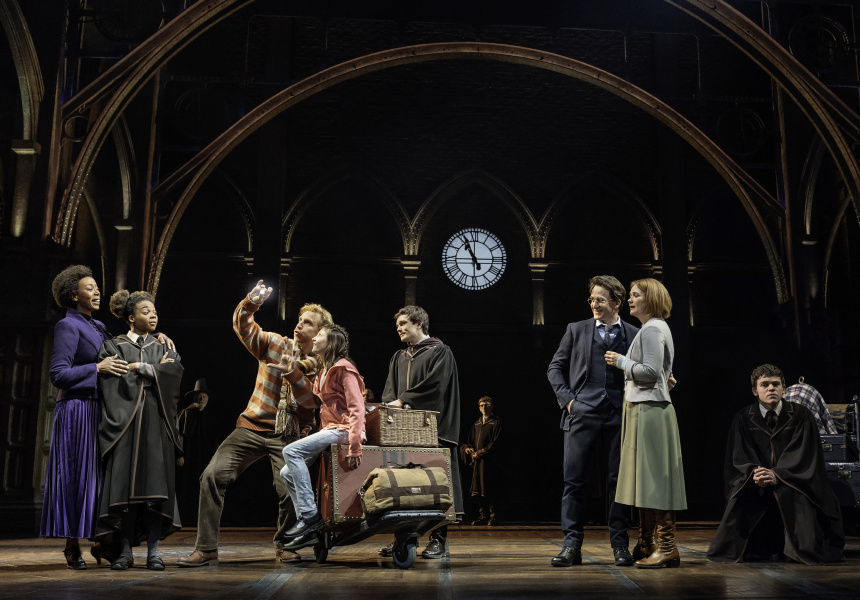 Harry Potter and the Cursed Child original London Company production