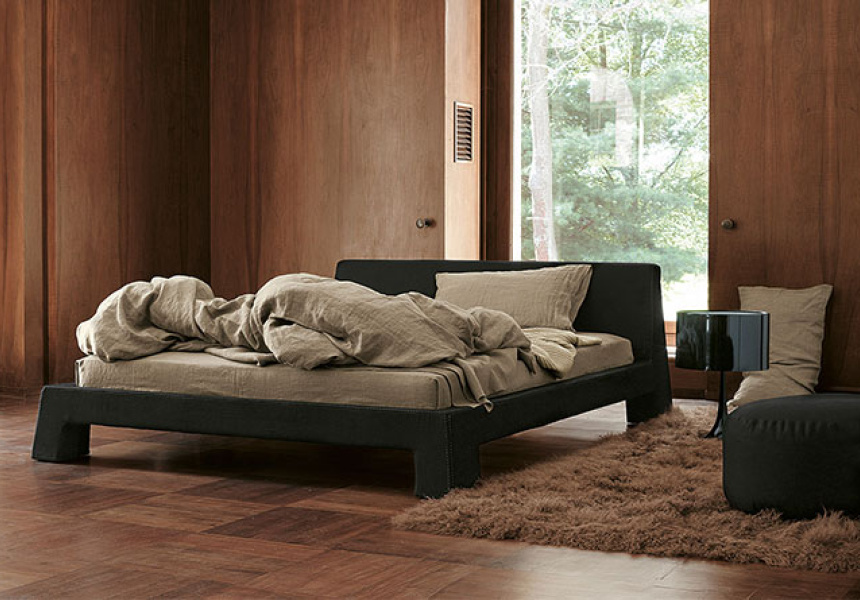 Hub Furniture - Manhattan bed