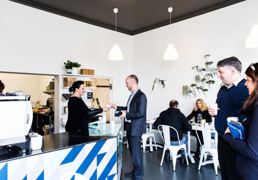 Hoppa And Joe Cafe Menu