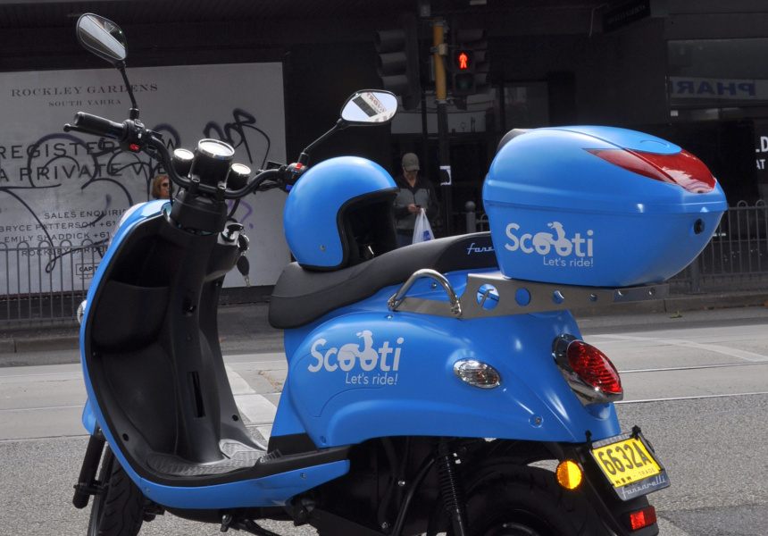 A Scooter Ride Sharing Service Is Coming To Melbourne Broadsheet