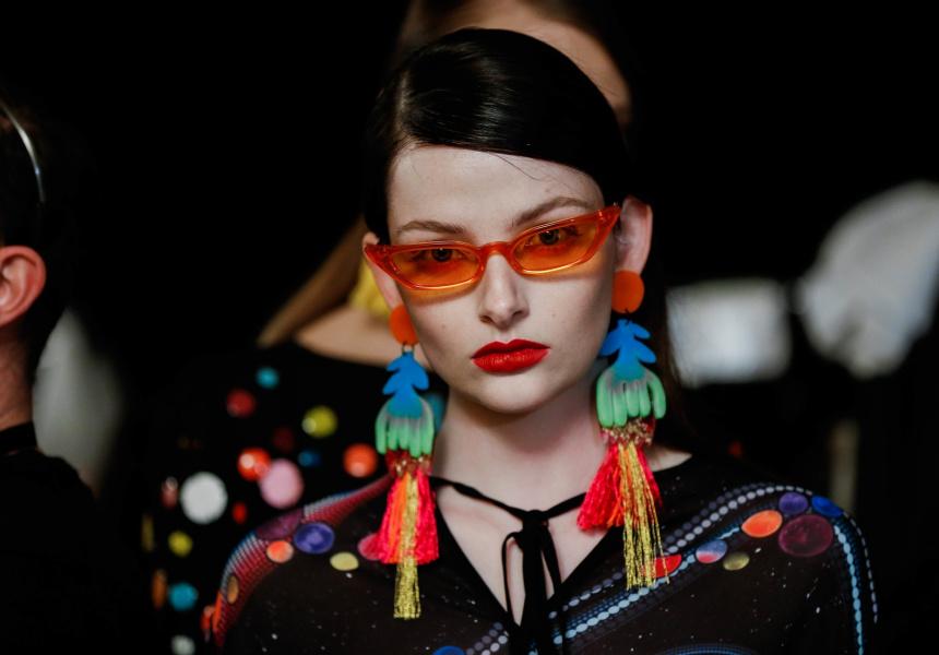 Melbourne Fashion Week 2018