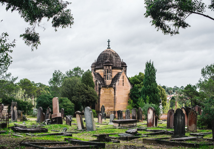 Rookwood Cemetery