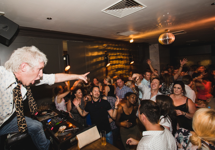 DJ Paul Gurry