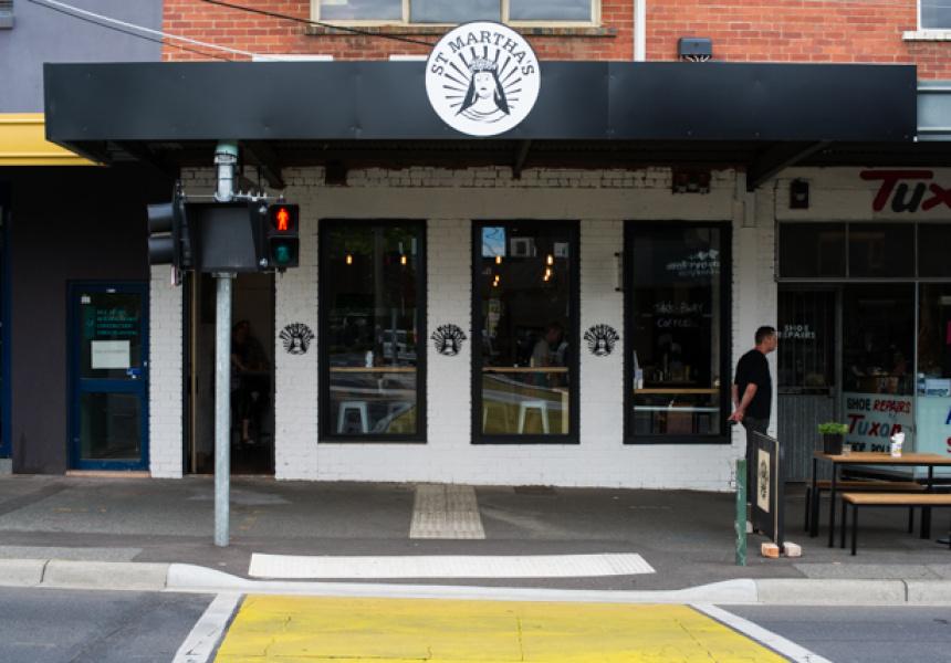 Cafe Buckley St Essendon