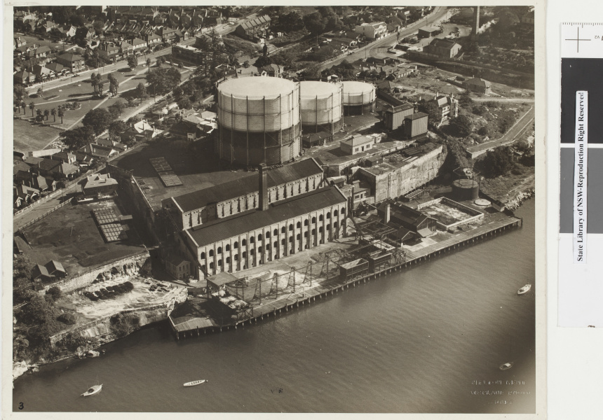 Historical photos of AGL