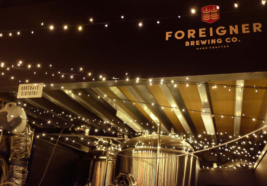 Foreign Brewing Co.