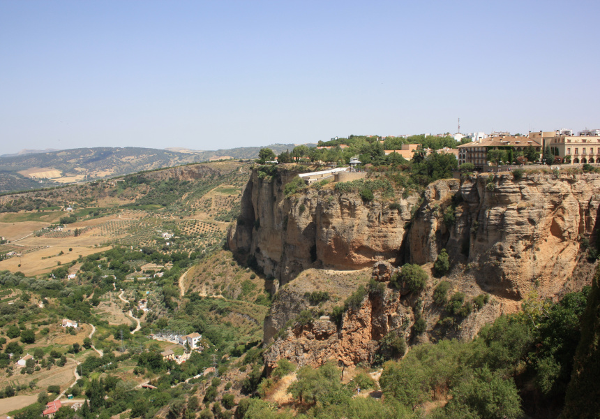 Ronda, photography by Andrew Wilkinson