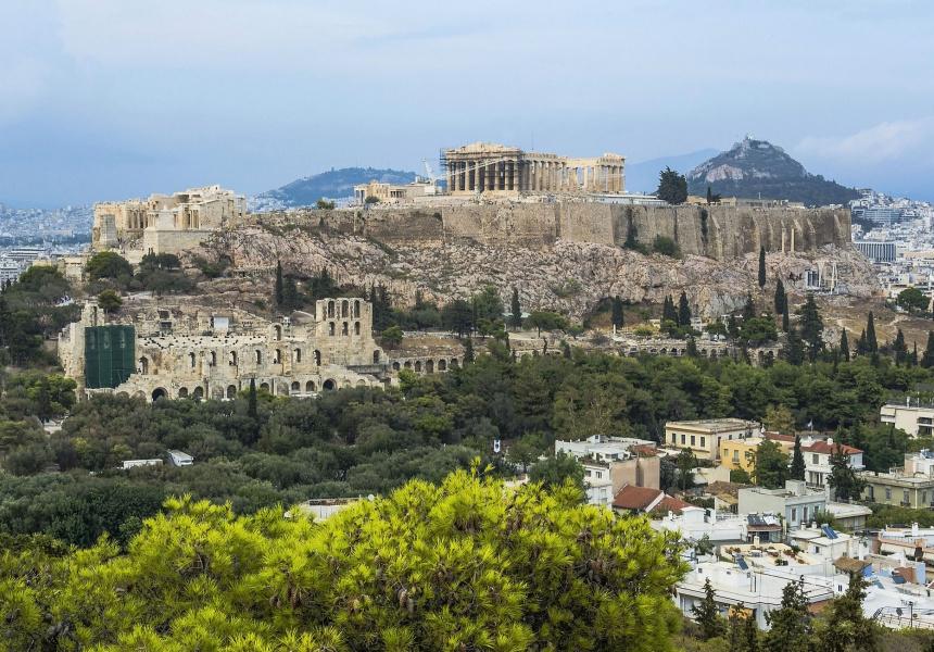 Athens, photography by Guillén Pérez