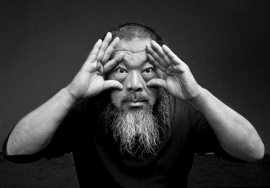 Gao Yuan Ai Weiwei 2012 © Gao Yuan