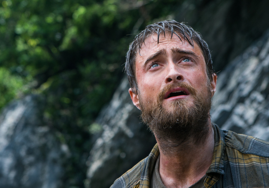 Daniel Radcliffe loses his way in trailer for survival-thriller Jungle