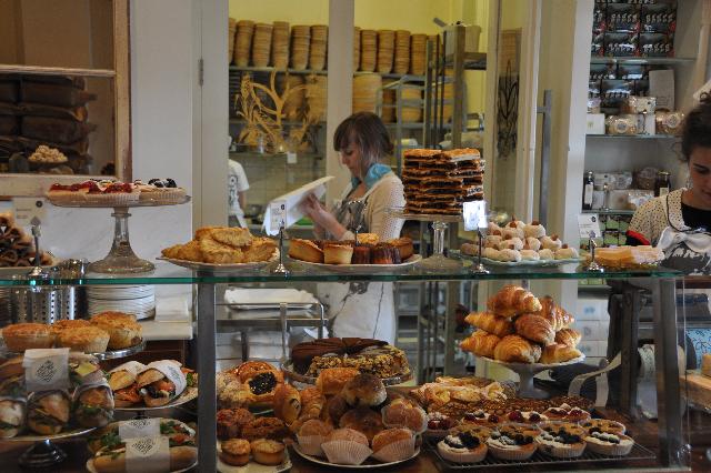 Baker D. Chirico's St Kilda Shop