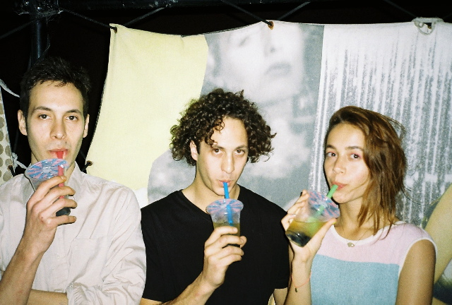 Alexander, Daniel and Chiara Ippoliti. Photography by Sheenalee Sexton.