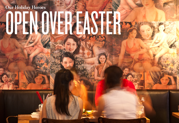 Who 39 s open over easter for Fast food places open on easter sunday