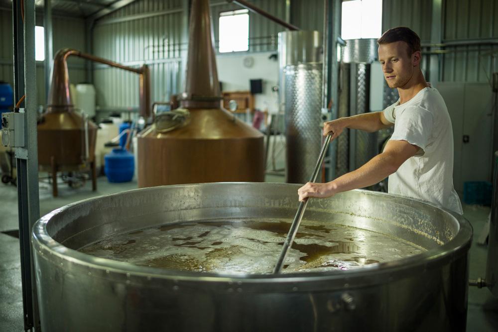 Lark Distillery, Tasmania