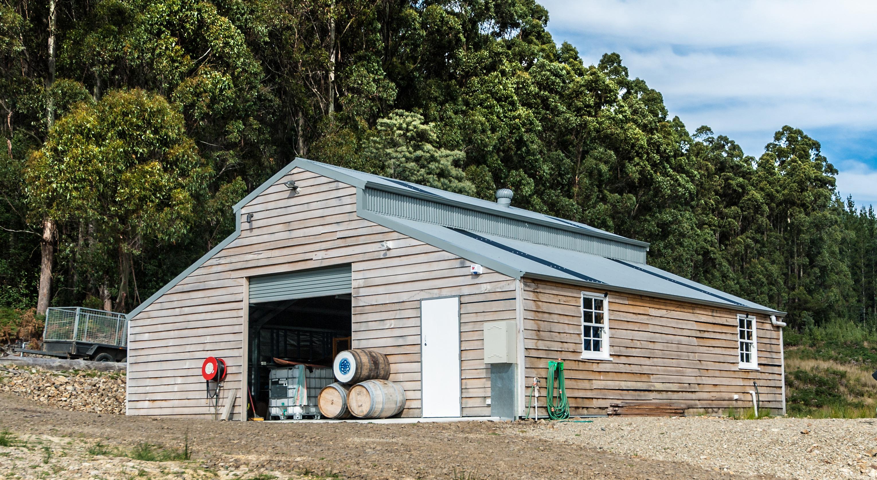 Mchenry & Sons Distillery, Tasmania