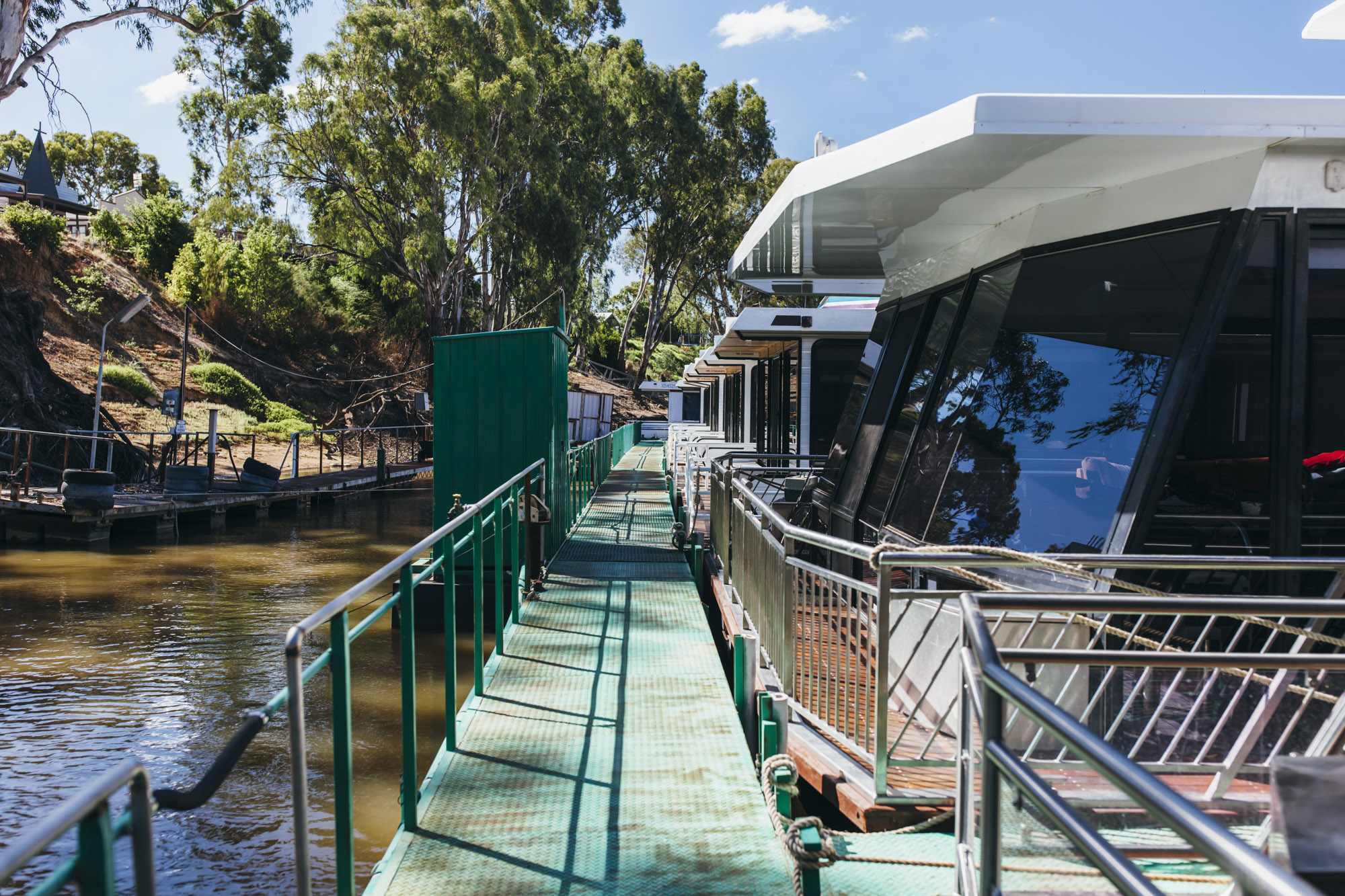 Executive Houseboats, Echuca