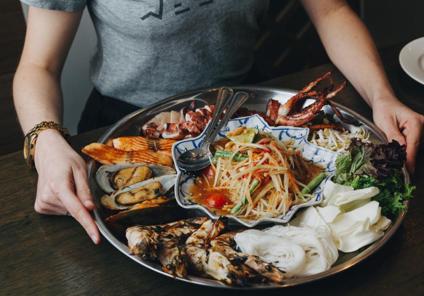 Thai Restaurant Open Late Melbourne