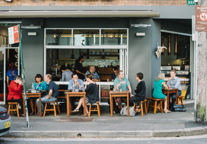 Newtown Cafes Open Late