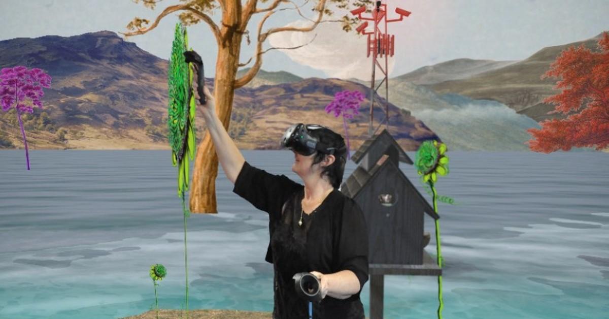 Virtual Reality at Tactical Space Lab - Broadsheet