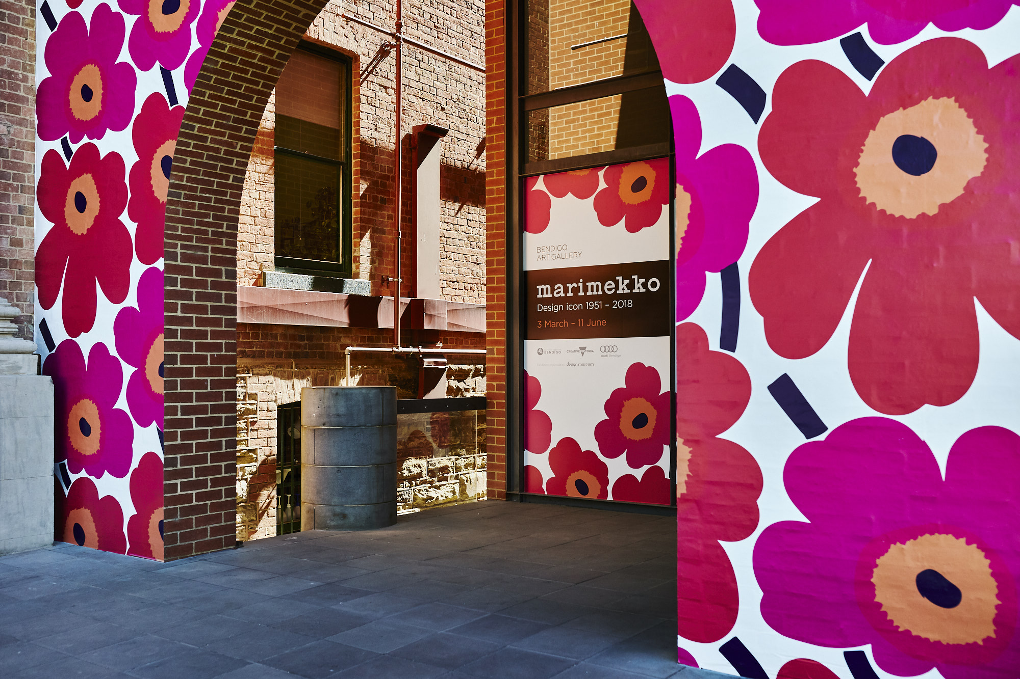 Marimekko: Design Icon 1951 to 2018, Bendigo Art Gallery