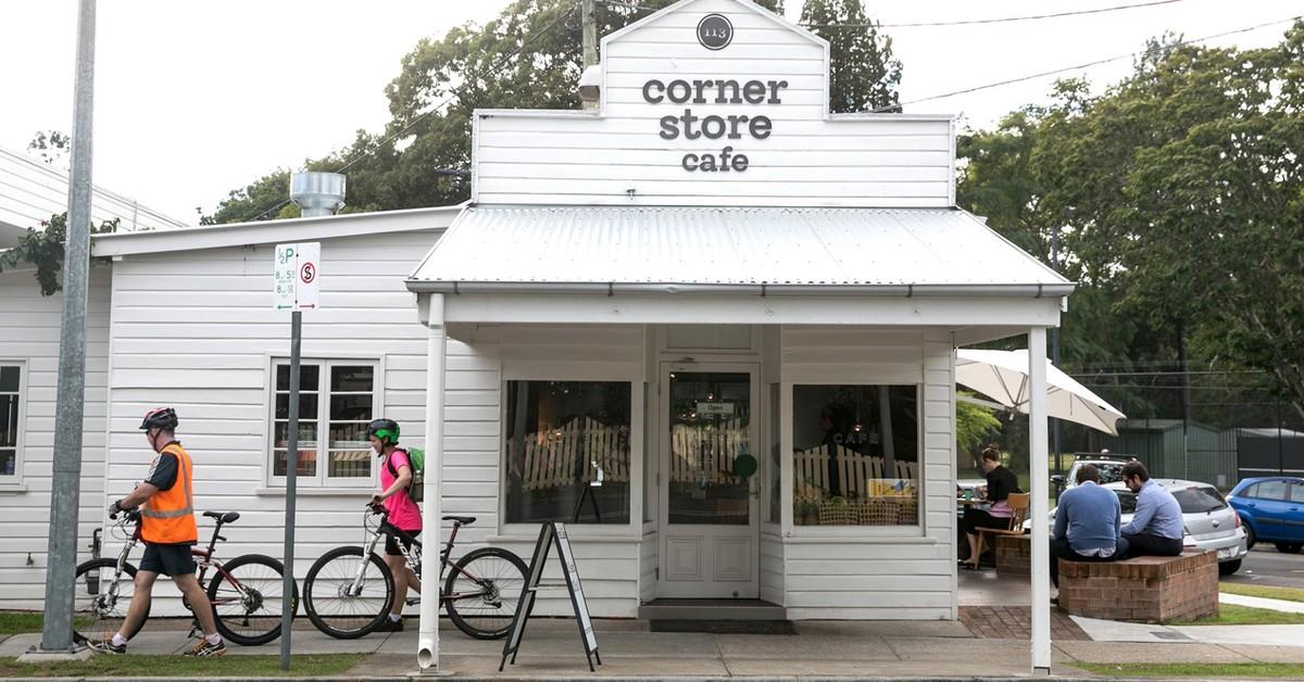 The Corner Store Cafe Toowong