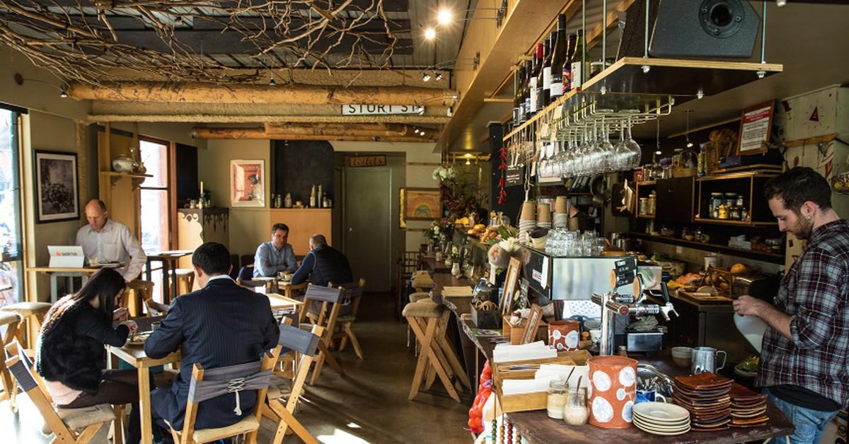 Cafe Troppo Broadsheet