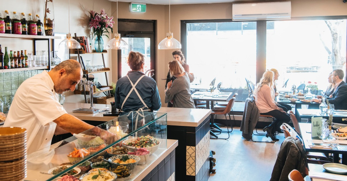 Now Open: A Restaurant All About Generous Lebanese Mezze Arrives in the North-West