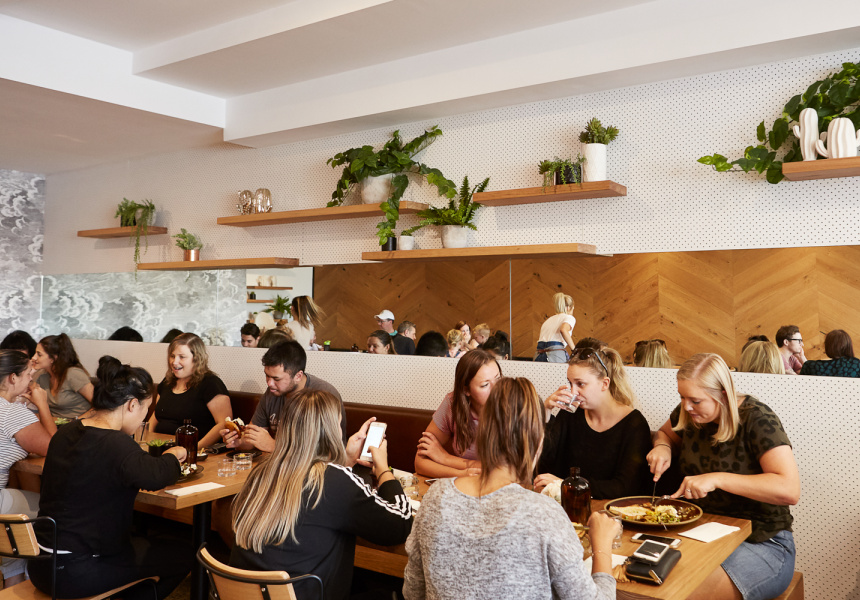 Frank's, an understated locals' cafe focused on doing simple dishes well | Photography by Hayley Benoit
