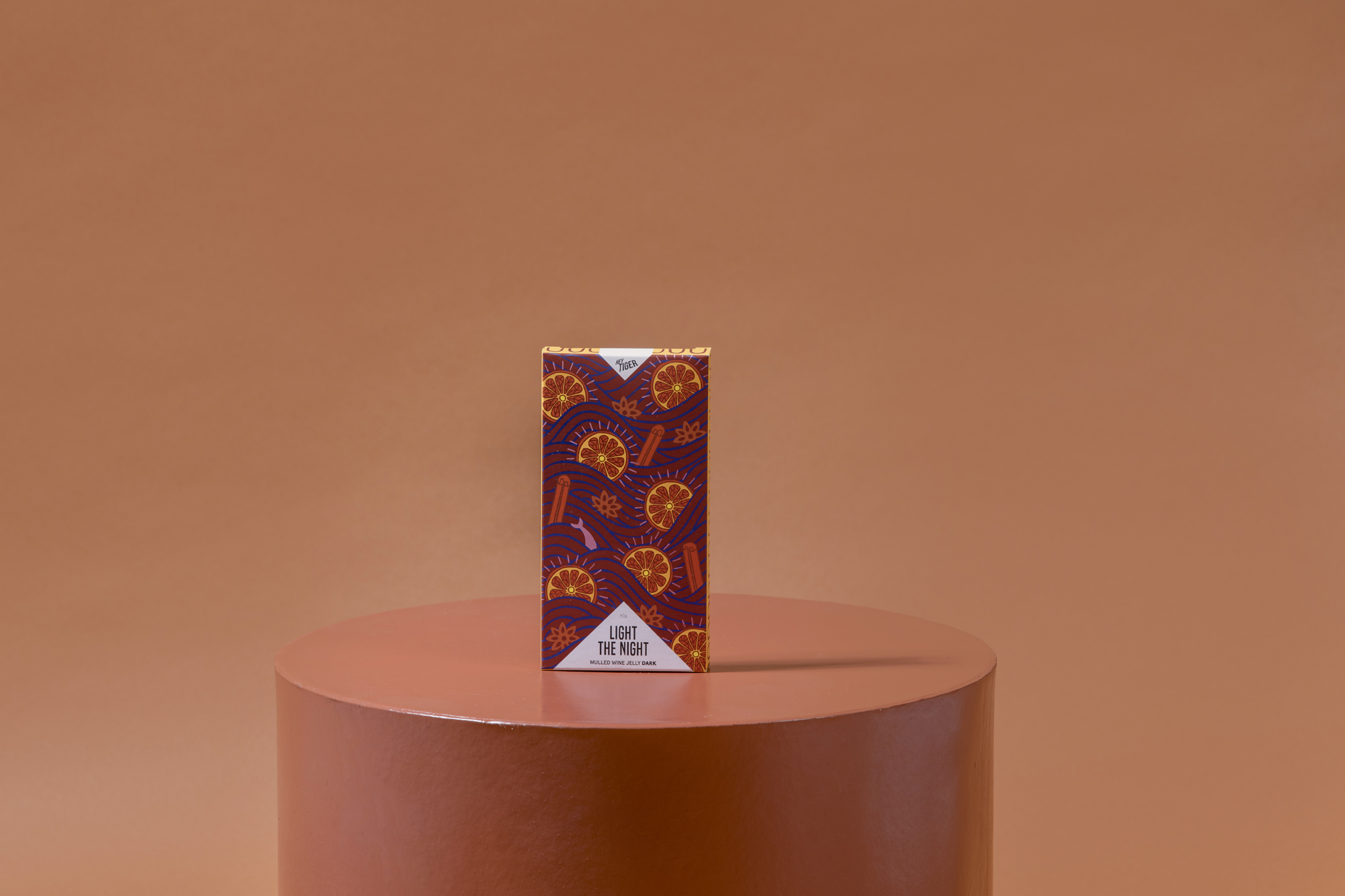 'Light the Night' Chocolate Bar by Hey Tiger
