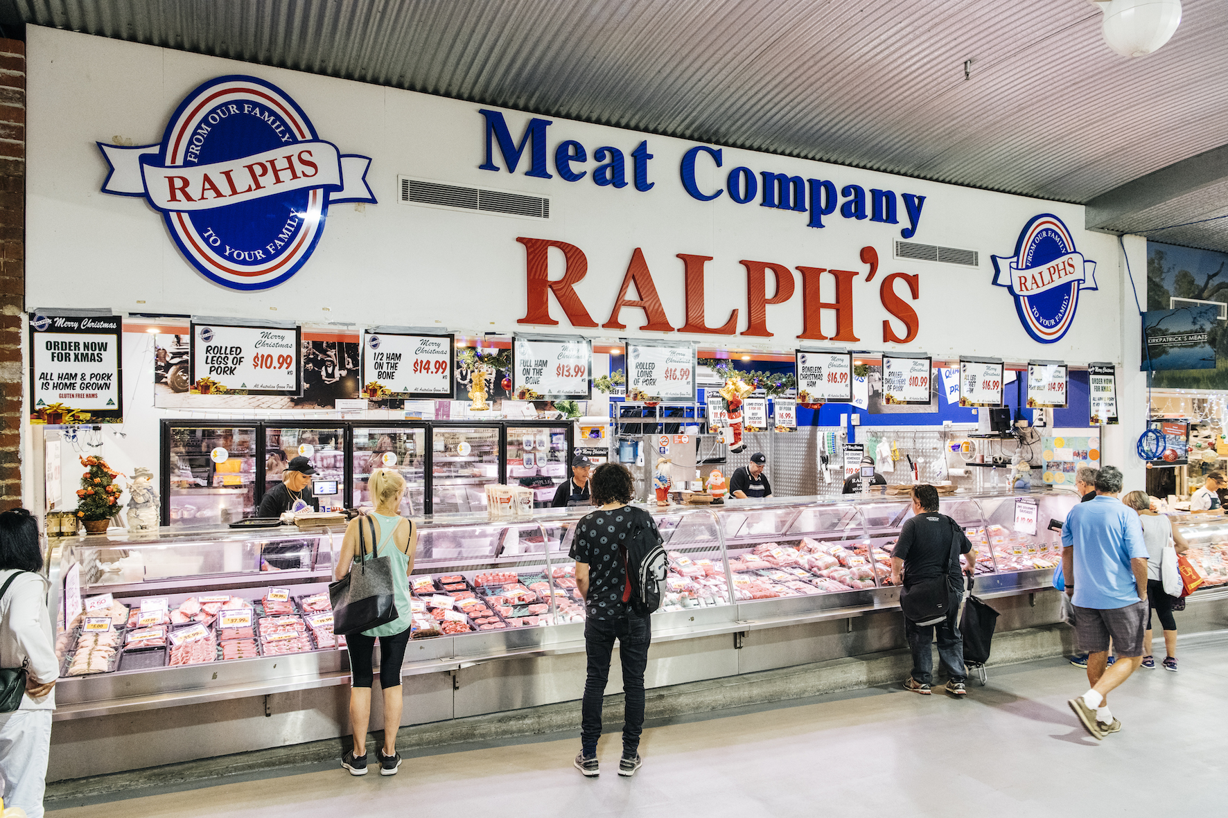 Ralph's Meat Company