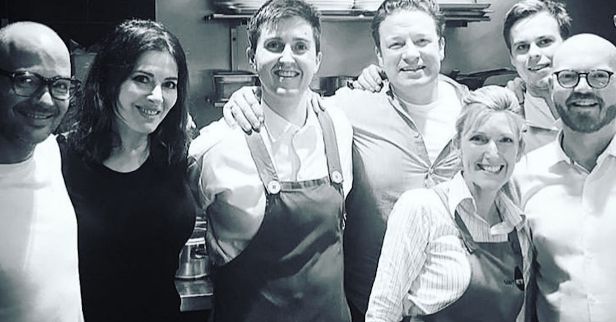 Jamie Oliver Has Been Eating His Way Around Sydney - Broadsheet