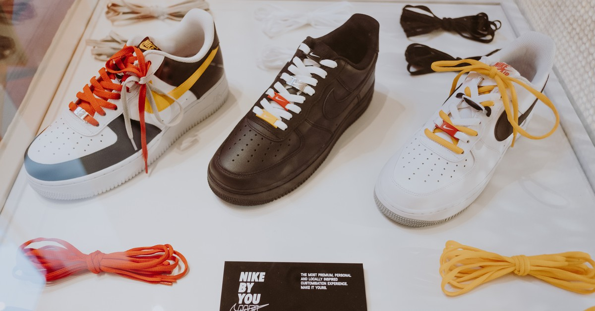 sustantivo Unidad becerro  Nike's Customisation Service, Nike By You, Has Landed in Melbourne