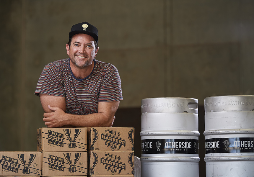 Otherwise Brewing Co's David Chitty