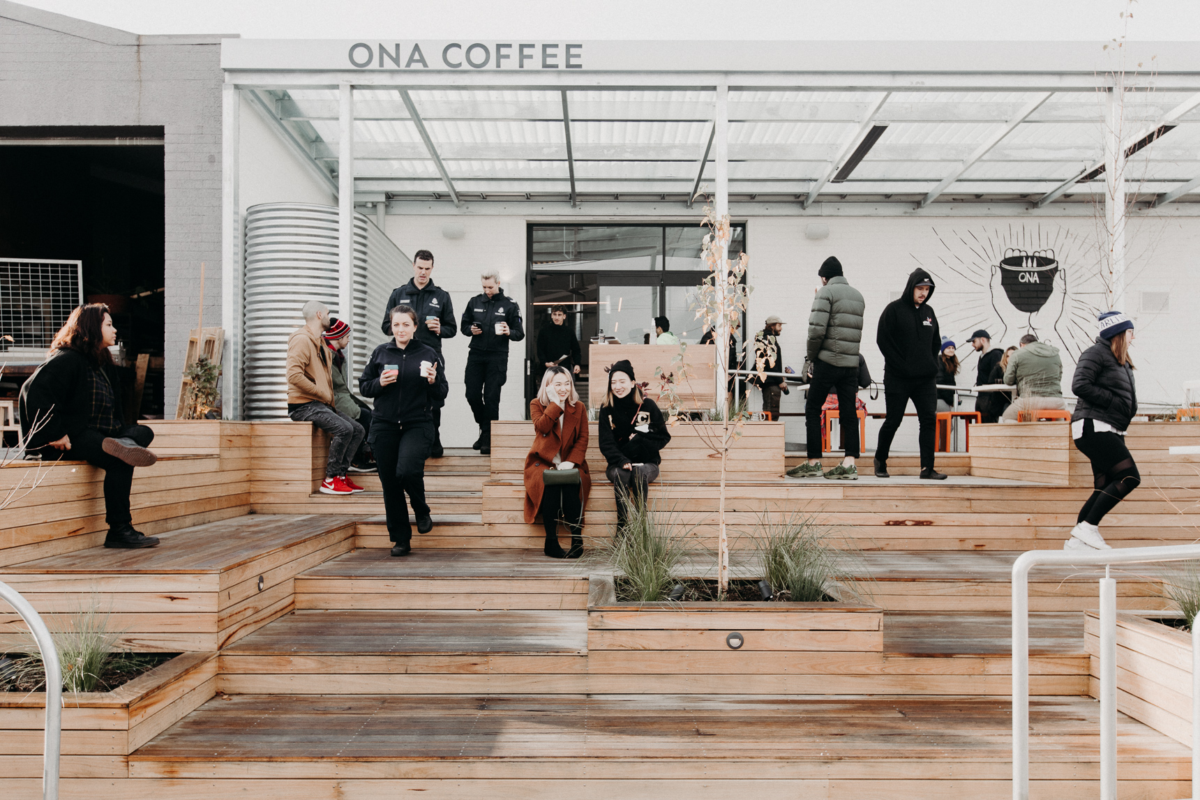 Ona Coffee, Melbourne | Photography by Kate Shanasy