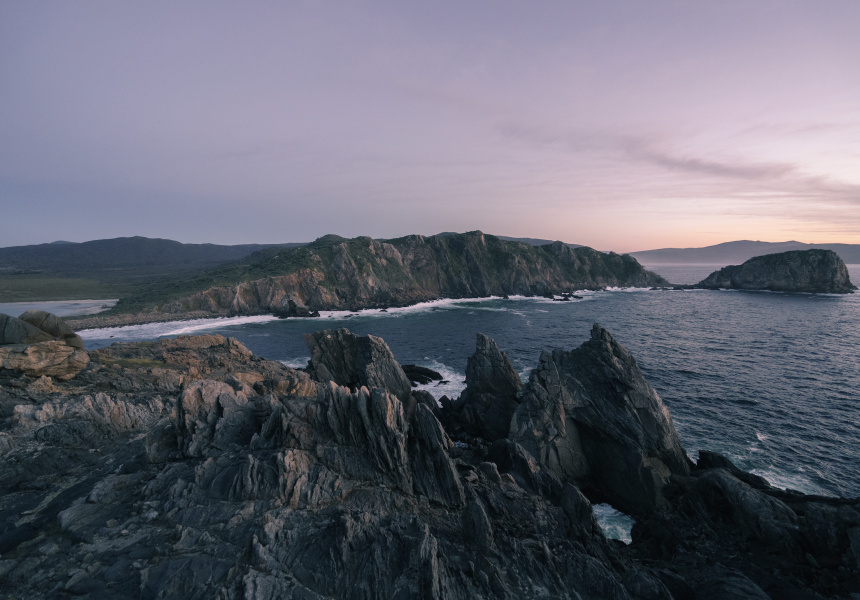 The Gutter, Stewart Island